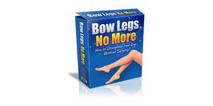 Bow Legs No More Permanent Remedy for Bow Legs and Knock
