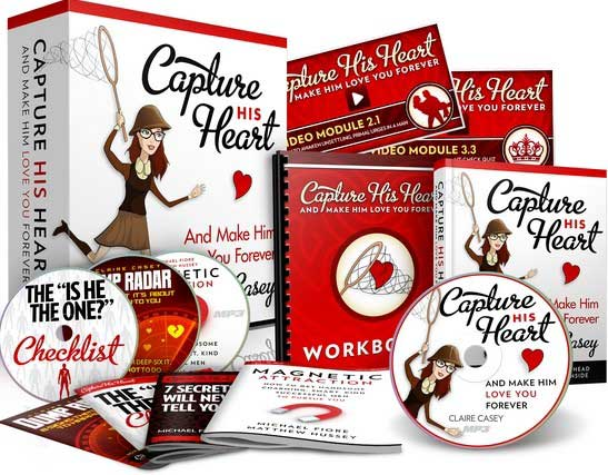 Capture His Heart By Claire Casey