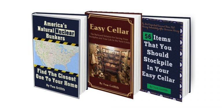 Easy Cellar by Tom Griffith Your Prep for Crisis by Tom Griffith