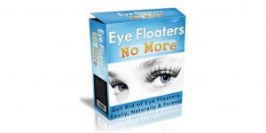 Eye Floaters No More – Get Rid Of Eye Floaters Easily by Daniel Brown