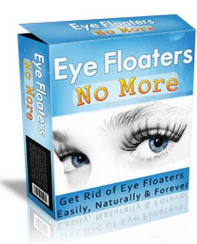 Eye Floaters No More Review. Eye Floaters No More - Get Rid Of Eye Floaters Easily by Daniel Brown