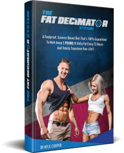 The Fat Decimator System: How to lose weight and keep it off…