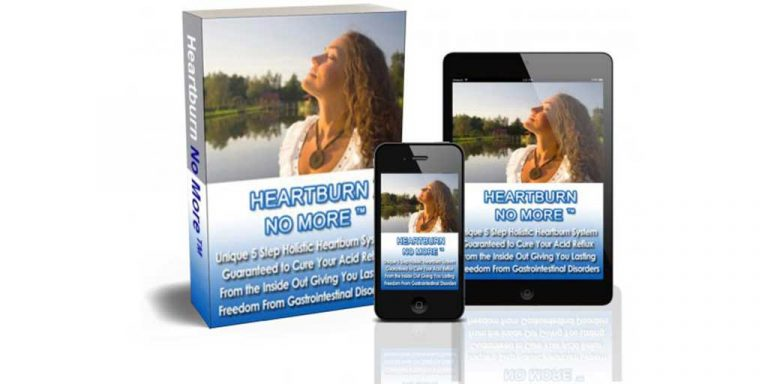 Heartburn No More reviews Cure Your Acid Reflux and Heartburn by Jeff Martin