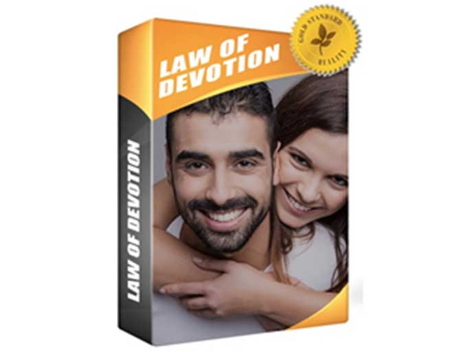The Law of Devotion By  Luba Evans Law Of Devotion Review: Will He Devote When You Read These Steps?
