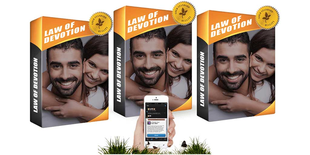 Law Of Devotion Review: Will He Devote When You Read These Steps?