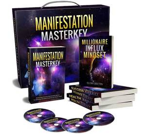 Manifestation Masterkey By Glenn Bolton Manifestation Masterkey Review: The Key To Achieving Your Goals