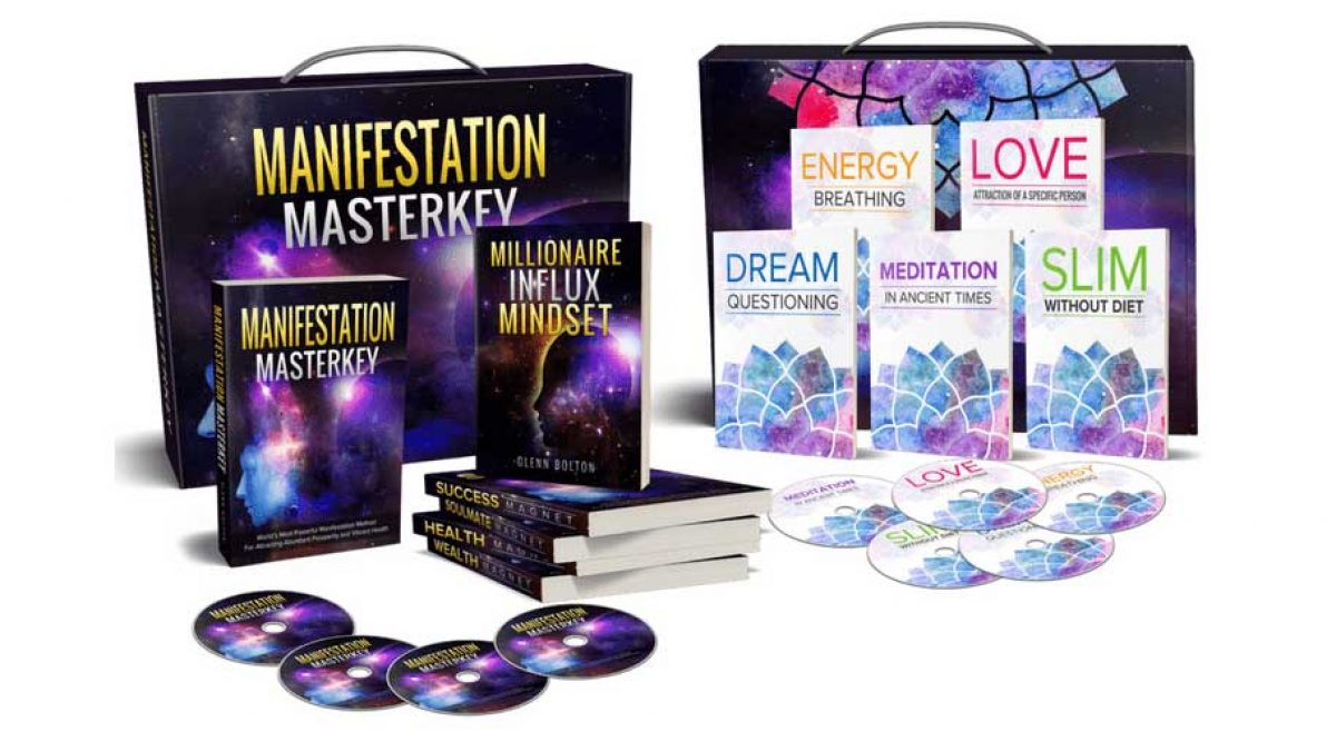 Manifestation Masterkey Review The Key To Achieving Your Goals