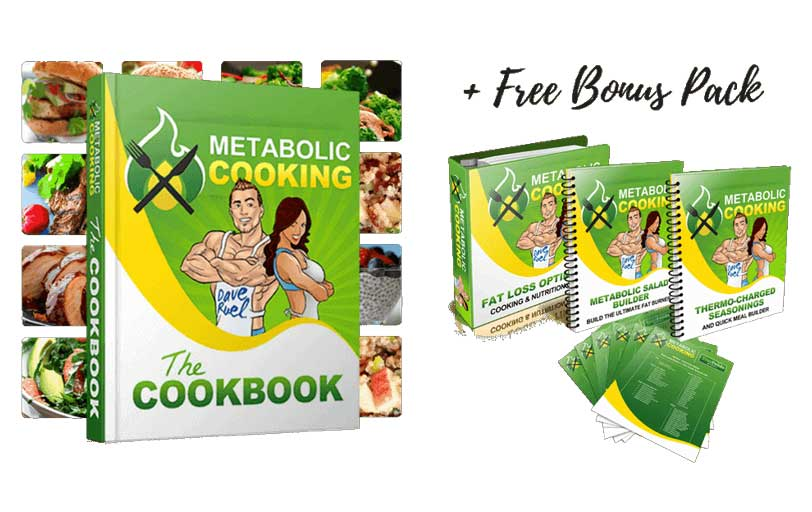 Metabolic Cooking Ebook PDF Free Download Metabolic Cooking - Fat Loss Cookbook: Guideline to Metabolic ...