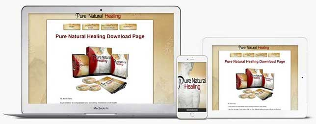 Pure Natural Healing Review PDF Free Download