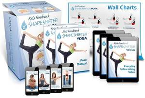 Shapeshifter Yoga By Kris Fondran