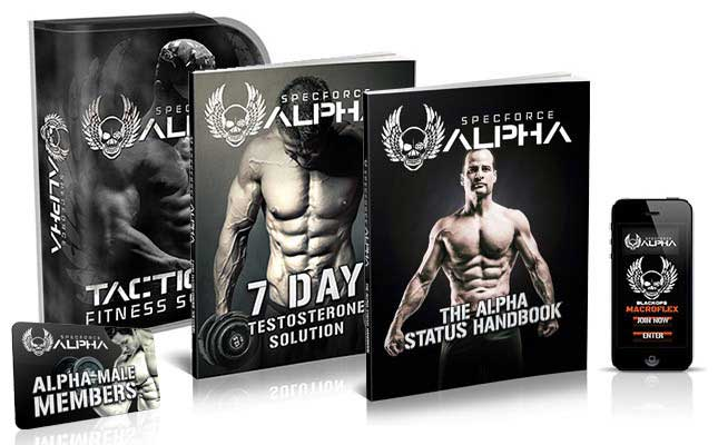 Specforce Alpha App. PDF Free Download Specforce Alpha Review: Can Todd Lamb Help You Get Ripped As