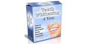 How to Whiten Your Teeth Easily, Naturally & Forever! – By Lucy Bennett