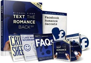 Text The Romance Back 2.0 By Michael Fiore Text the Romance Back 2.0 Review: Mike Fiore Full FREE DOWNLOAD PDF