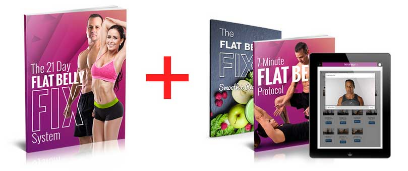 21 Day Flat Belly Fix By Todd Lamb - Can It Help You Lose Weight?