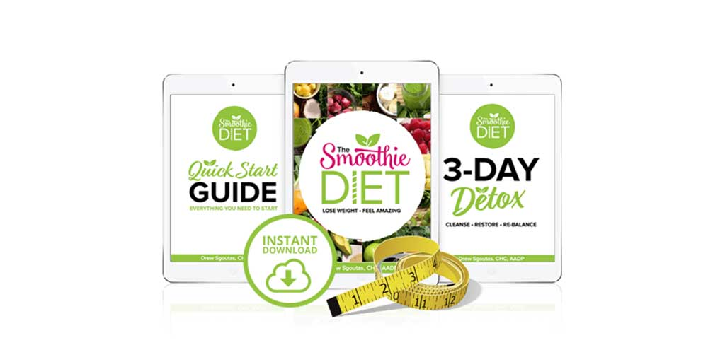 The Smoothie Diet 21 Day Weight Loss Program – For Incredible Health