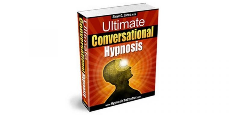 Steve G Jones Ultimate Conversational Hypnosis Review Legit or Scam