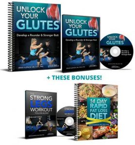 Unlock Your Glutes By Brian Klepacki PDF Free Download