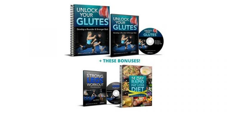 Unlock Your Glutes Review – Does Brian Klepacki's Program Work?