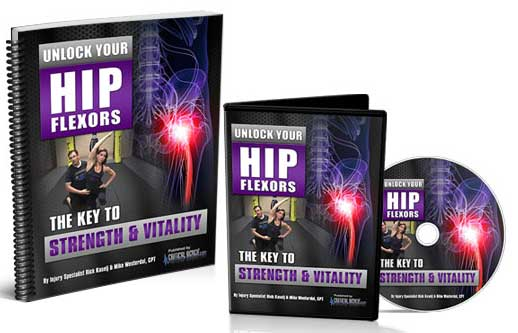 Unlock Your Hip Flexors 2.0 The Key to Strength and Vitality by Rick Kaselj, All Best Reviews