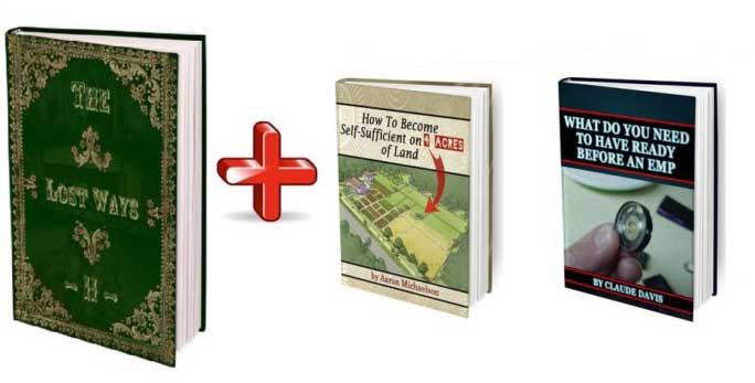 The Lost Ways 2 Overview Advantages The lost ways 2: The Best Survivalist Guide by Claude Davis...