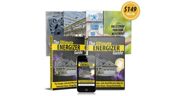 The Ultimate Energizer Guide Build Your Own Free Energy