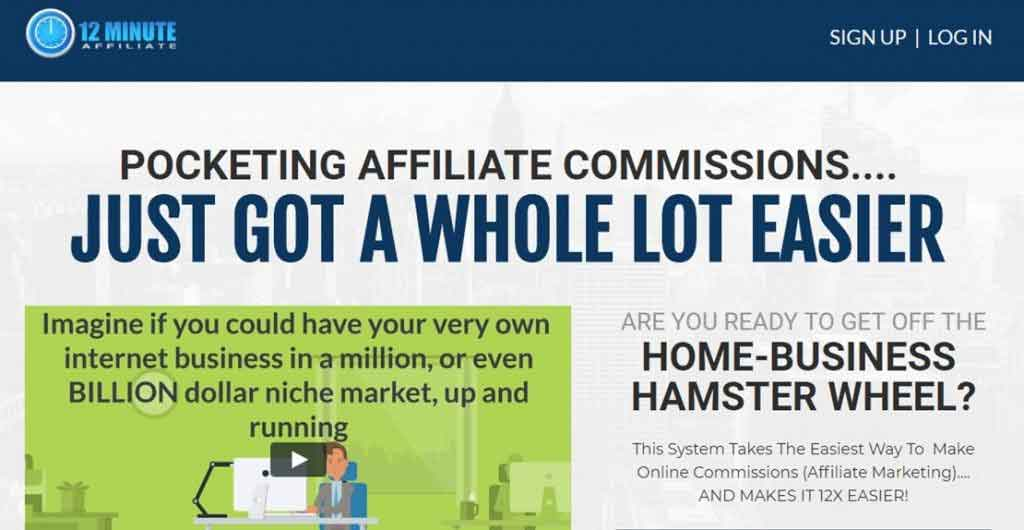 12 Minute Affiliate Free Download
