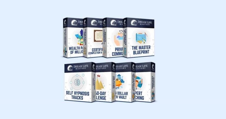 Dream Life Mastery Review – Unleash The Hidden Power Of Your Mind!!