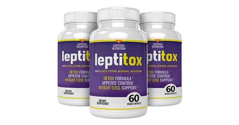 Leptitox Weight Management – Leptitox by Morgan Hurst