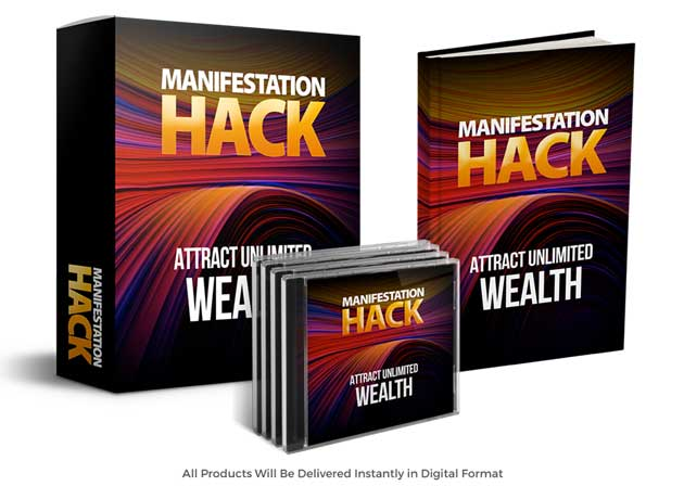 The Manifestation Hack - Attract limitless wealth