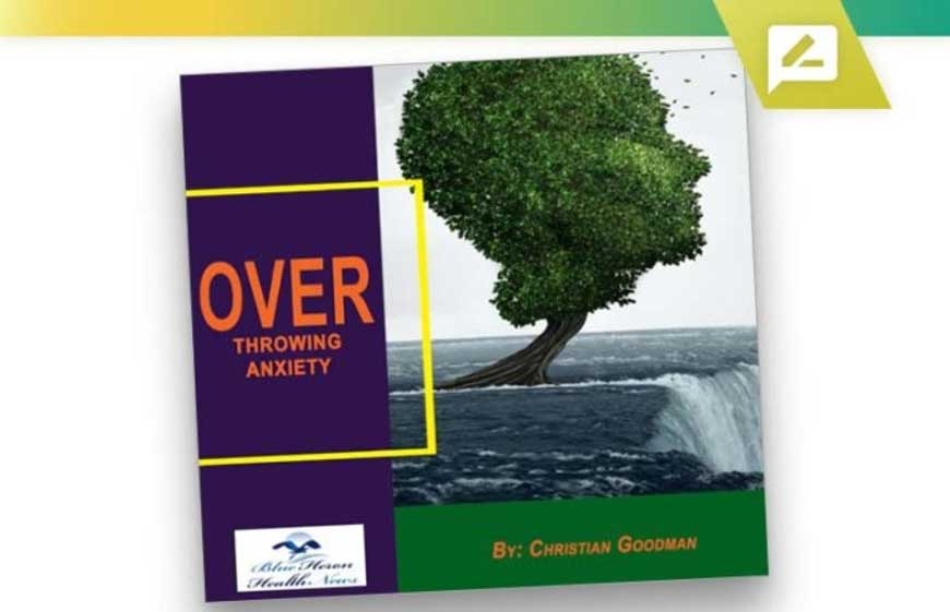 The Overthrowing Anxiety Program was developed by Christian Goodman