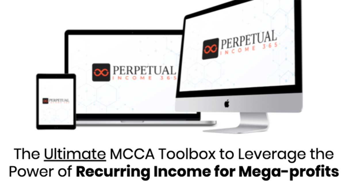 Perpetual Income 365 Review – Blockblaster Home Business Offer This 2020!