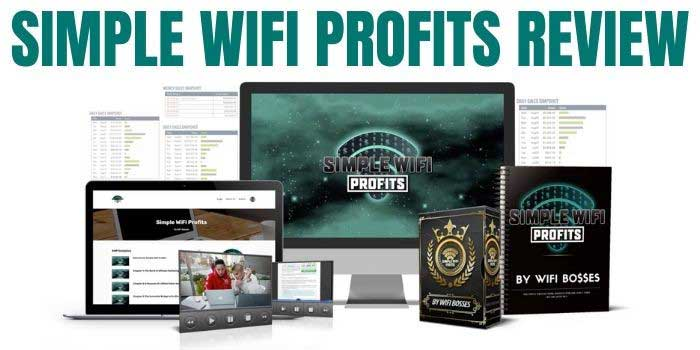 Simple Wifi Profits Review – A Good Affiliate Marketing Training?, All Best Reviews