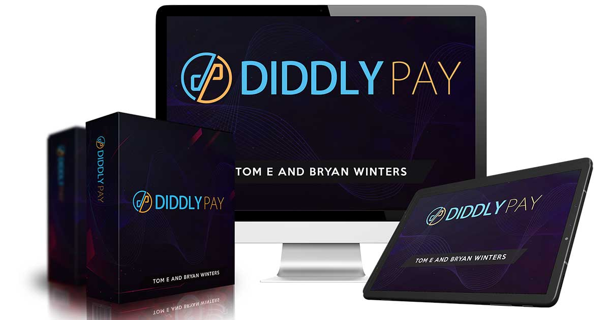 "Bryan Winters Diddly Pay is a revolutionary ""pay by lead"" payment system"