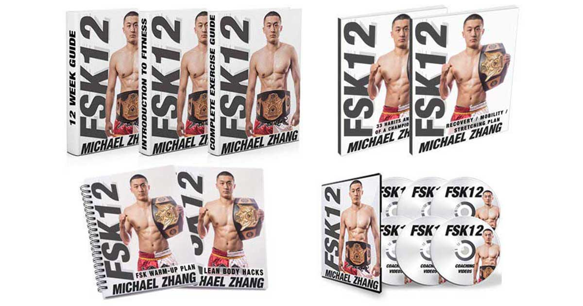 Michael Zhang's Fat Shredder Kickboxing Review – FSK-Method Fitness