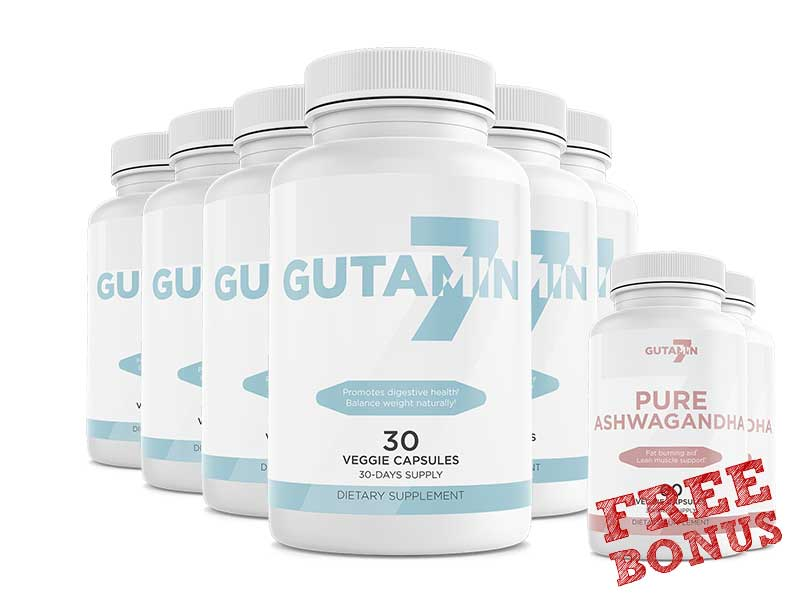 Gutamin 7 Review. Safe to Use? Scientifically PROVEN Research, All Best Reviews