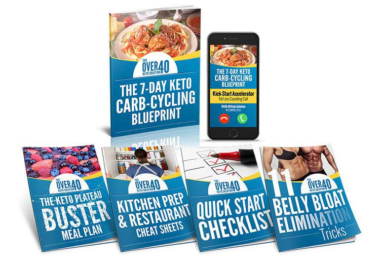Over 40 Keto Solution Review – Can It Help You Lose Weight?