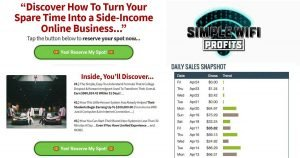 Simple Wifi Profits Review Does It Help You Earn From Affiliate Marketing?
