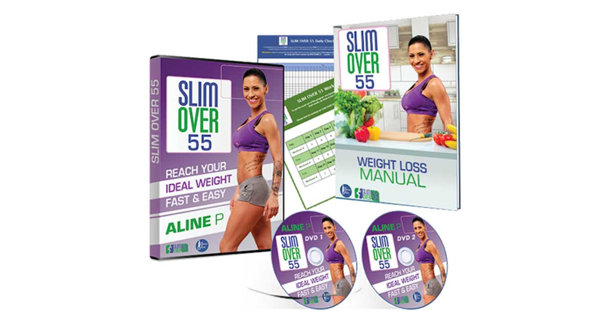 The Slim Over 55 Review – Weight Loss Program For Women