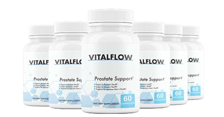 VitalFlow Reviews Update Must Read This Before Buying