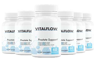 VitalFlow Review. Prostate Support Supplement Latest Report, All Best Reviews