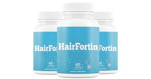 HairFortin Review 100% Natural Blend To Stop the Hair Fall