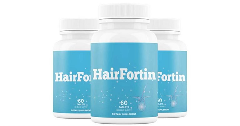HairFortin Review – 100% Natural Blend To Stop the Hair Fall