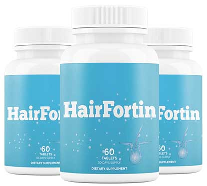 HairFortin Review - 100% Natural Blend To Stop the Hair Fall