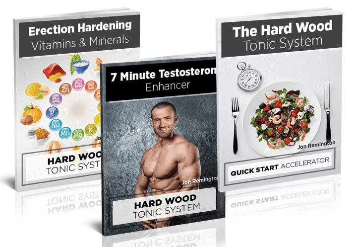 The Hard Wood Tonic System Review - Can This Help You To Reverse ED?