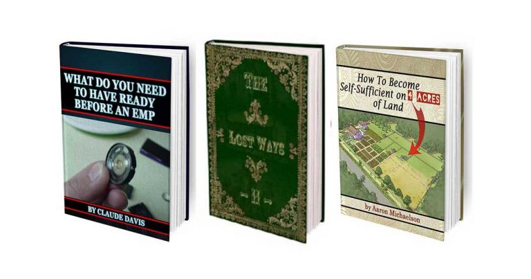 The lost ways 2 The Best Survivalist Guide by Claude Davis