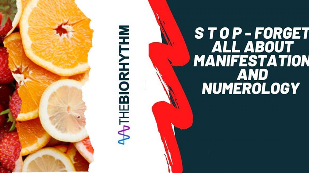 STOP Forget All About Manifestation And Numerology