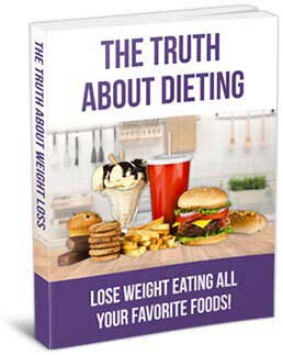 The Truth About Dieting EBook