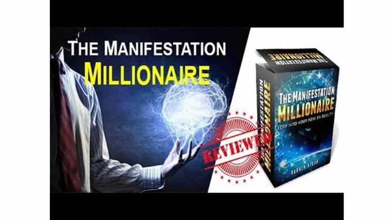 Manifestation Millionaire Review - Your New Reality or Scam?