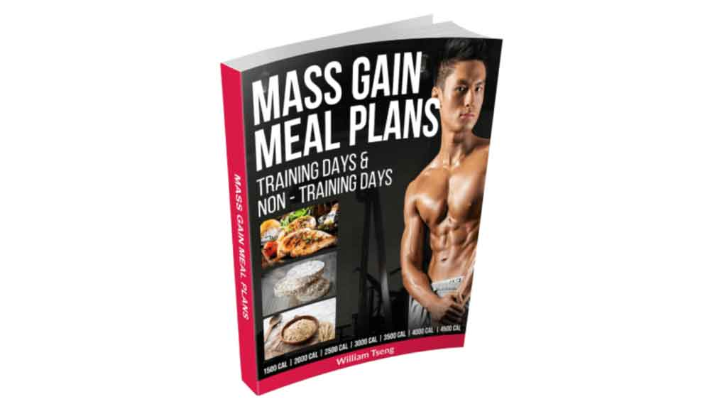 Mass Gain Meal Plans (Value $99)