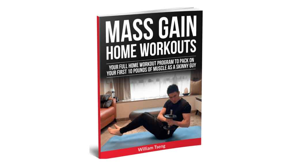 Mass Gain Dumbbell Home Workouts (Value $129)